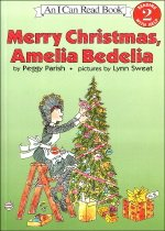 Merry Christmas, Amelia Bedelia - I Can Read Books, Level 2 (Paperback)