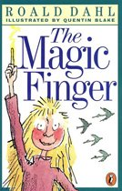 The Magic Finger (Paperback)