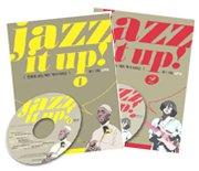 "<font title=""Jazz It Up - 만화로 보는 재즈 역사 100년 세트 (전2권)"">Jazz It Up - 만화로 보는 재즈 역사 100년...</font>"