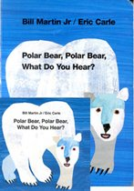 [��ο�]Polar Bear, Polar Bear, What Do You Hear? (Board Book+ CD)