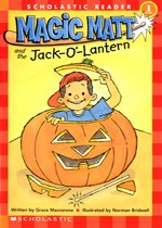 Magic Matt and the Jack-o'-Lantern - Hello Reader! Level 1 (Paperback)