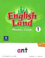 English Land 1 - Phonics Cards