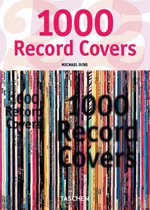 1000 Record Covers (Paperback)