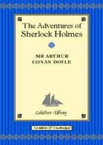 """<font title=""""The Adventures of Sherlock Holmes (Hardcover)"""">The Adventures of Sherlock Holmes (Hardc...</font>"""
