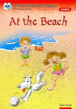 """<font title=""""Oxford Storyland Readers 6 - At the Beach (교재/ CD별매, New Edition) """">Oxford Storyland Readers 6 - At the Beac...</font>"""