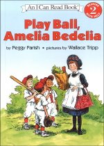 Play Ball, Amelia Bedelia - I Can Read Books, Level 2 (Paperback + CD:1)