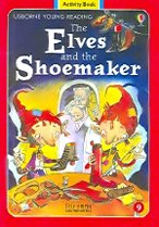 The Elves and the Shoemaker Level 1-09 : Activity Book (Paperback+ Audio CD)