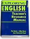 """<font title=""""Exploring English Level 1 : Teacher"""