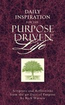 """<font title=""""[한정판매] Daily Inspiration for the Purpose-driven Life: Scriptures and Reflections from the 40 Days of Purpose (Paperback)"""">[한정판매] Daily Inspiration for the Pur...</font>"""