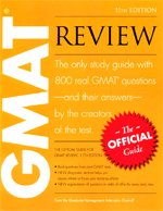 """<font title=""""The Official Guide for GMAT Review (영국판, 11th Edition/ Paperback)"""">The Official Guide for GMAT Review (영국...</font>"""