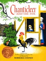 Chanticleer and the Fox (Paperback)