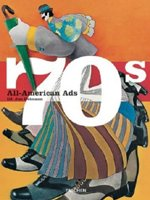 All-American Ads of the 70s (Paperback)