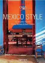 Mexico Style - Icons Series (Hardcover)