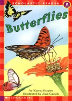 Butterflies - Hello Reader! Level 2 (Paperback)