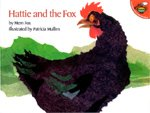 [노부영]Hattie and the Fox (Paperback+ CD)