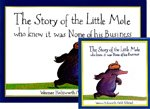 [��ο�]The Story of the Little Mole Who Knew It was None of His Business (Paperback+ CD)