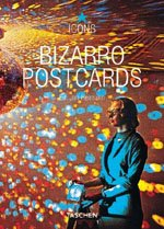 "<font title=""Bizarro Postcards - Icons Series (Paperback)"">Bizarro Postcards - Icons Series (Paperb...</font>"