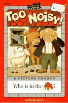Too Noisy! - All Aboard Reading Picture Readers (Paperback)