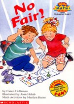 No Fair! - Hello Math Reader! Level 2 (Paperback)