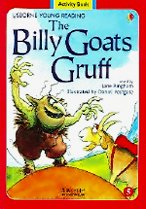 The Billy Goats Gruff Level 1-05 : Activity Book (Paperback+ Audio CD)