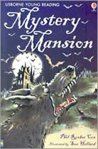 Usborne Young Reading Level 2-15 : Mystery Mansion (Paperback, 영국판)
