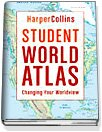 HarperCollins Student World Atlas (Paperback)