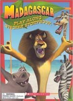 "<font title=""Madagascar Play-Along Sticker StoryBook (Paperback, STICKER)"">Madagascar Play-Along Sticker StoryBook ...</font>"