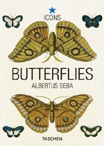 Butterflies - Icons Series (Paperback)