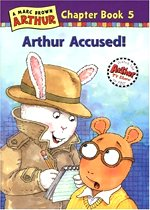Arthur Accused! - Arthur Chapter Book #5 (Paperback)