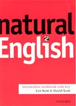 "<font title=""Natural English Intermediate - Workbook with Key (Paperback)"">Natural English Intermediate - Workbook ...</font>"