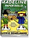 Madeline Paper Dolls - Paperback