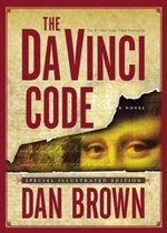 "<font title=""The Da Vinci Code - Special Illustrated Edition (Hardcover)"">The Da Vinci Code - Special Illustrated ...</font>"