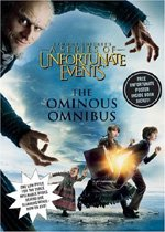 """<font title=""""The Ominous Omnibus - A Series of Unfortunate Events (Book 1-3, Hardcover)"""">The Ominous Omnibus - A Series of Unfort...</font>"""