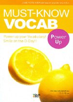 MUST-KNOW VOCAB Power Up