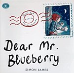 Dear Mr. Blueberry (Paperback)