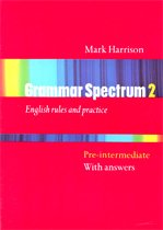 Grammar Spectrum 2 With Key (Paperback)