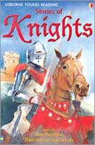 Usborne Young Reading Level 1-21 : Stories of Knights (Paperback, 영국판)