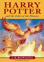 Harry Potter and the Order of the Phoenix : Book 5 (Hardcover/영국판)