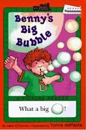 Benny's Big Bubble - All Aboard Reading Picture Readers (Paperback)