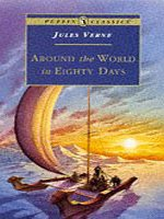 Around the World in Eighty Days - Puffin Classics (Paperback/ 영국판)