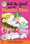 Nate the Great #22 : and the Monster Mess (Paperback)