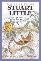 "<font title=""Stuart Little 60th Anniversary Edition (Full-Color, Paperback)"">Stuart Little 60th Anniversary Edition (...</font>"