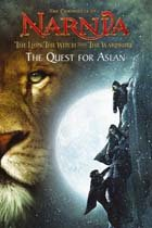 """<font title=""""The Lion, the Witch and the Wardrobe - The Quest for Aslan (Paperback)"""">The Lion, the Witch and the Wardrobe - T...</font>"""