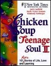"<font title=""Chicken Soup for the Teenage Soul II (Tape,도서 별매)"">Chicken Soup for the Teenage Soul II (Ta...</font>"