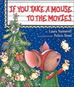 [��ο�]If You Take a Mouse to the Movies (Hardcover+ CD)