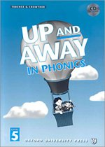 "<font title=""Up and Away in Phonics 5 - Phonics Book (Paperback+ CD)"">Up and Away in Phonics 5 - Phonics Book ...</font>"