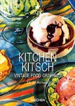 "<font title=""Kitchen Kitsch: Vintage Food Graphics - Icons Series (Paperback)"">Kitchen Kitsch: Vintage Food Graphics - ...</font>"