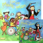 [��ο�]I Am the Music Man (Paperback+ CD 1)