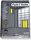 FLASH 5 STUDIO-미사용 CD