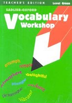 "<font title=""Vocabulary Workshop Level Green - Teacher Book (New Edition / Paperback)"">Vocabulary Workshop Level Green - Teache...</font>"